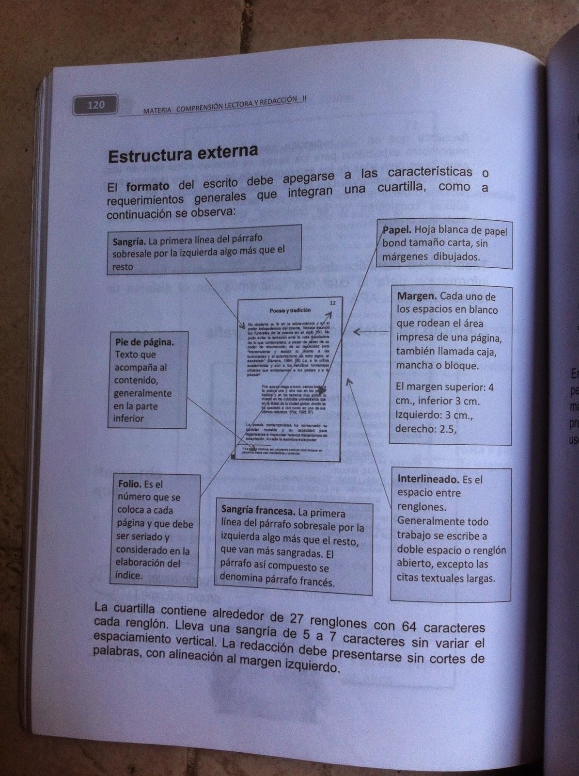 Comprensión Lectora Y Redacción Ii 2 1 4 Redacción Del