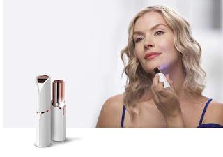 Women Lipstick Shape Shaver Hair Remover