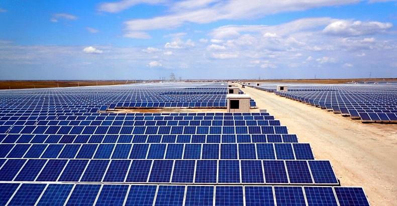 Солнечные панели Испании
