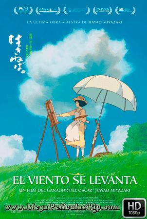 Se Levanta El Viento [1080p] [Latino-Japones] [MEGA]