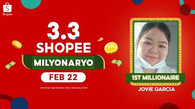 Shopee Milyonaryo