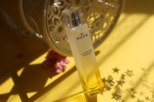 nuxe perfumy