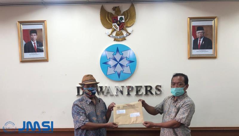 Unitomo Kolaborasi JMSI Jatim Ajukan Jadi Lembaga Penguji UKW
