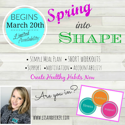 21 Day Fix, Accountability, Beachbody Coach Group, Clean Eating group, Health and Fitness Online Groups, Lisa Decker, Meal Planning, Meal Plans, Spring Health and Fitness group, Successfully Fit, Support,Shakeology