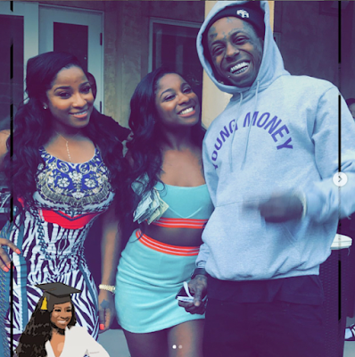 ArmanikEdu: Check out photos from Lil Wayne's daughter's ...