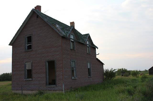 Get me outdoors saskatchewan farms for Farmhouse brick