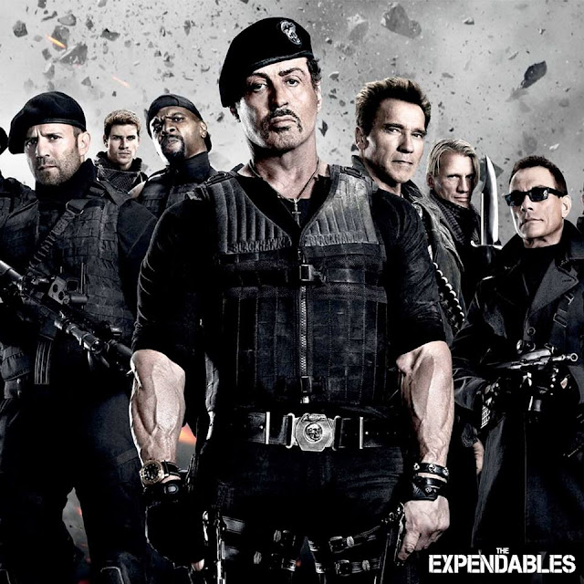 What do you think about The Team Expendables?