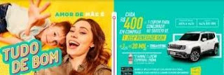 Promoção Conjunto Nacional Shopping Dia das Mães 2019 Compre Ganhe Loção Corporal