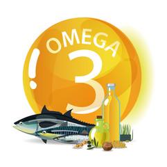 ما هو أوميجا٣ وما فوائده؟