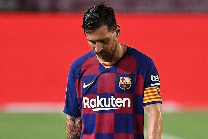Messi: If we continue like this, we will lose to Napoli