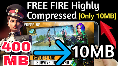 Free Fire Highly Compressed