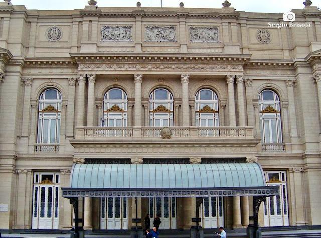 Teatro Colón (entrada) - Buenos Aires
