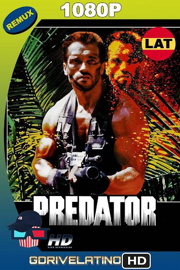 Depredador (1987) BDRemux 1080p Latino-Ingles MKV