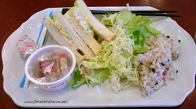 Makan Pagi Di Jepang