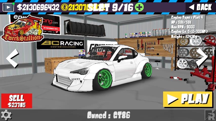 Download Mod Fr Legends Livery Car Mod Cash