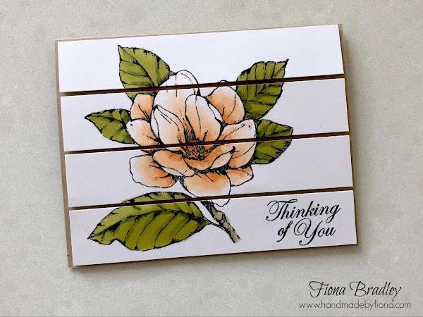 Ink It! Stamp It! Blog Hop: Inspired by my home decor