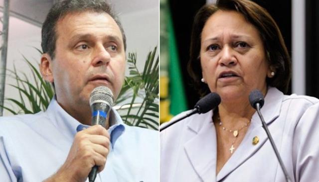 Carlos Eduardo Alves venceria Fátima no segundo turno, diz pesquisa; veja números