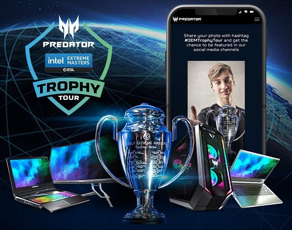 Acer Predator - Intel Extreme Masters (IEM)