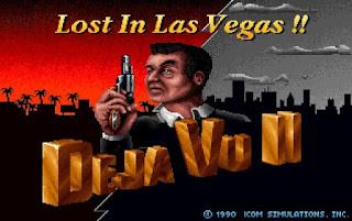Videojuego Deja Vu II - Lost in Las Vegas