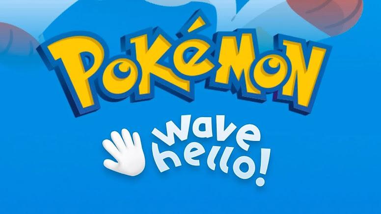 Pokemon Wave Hello - Logo Oficial