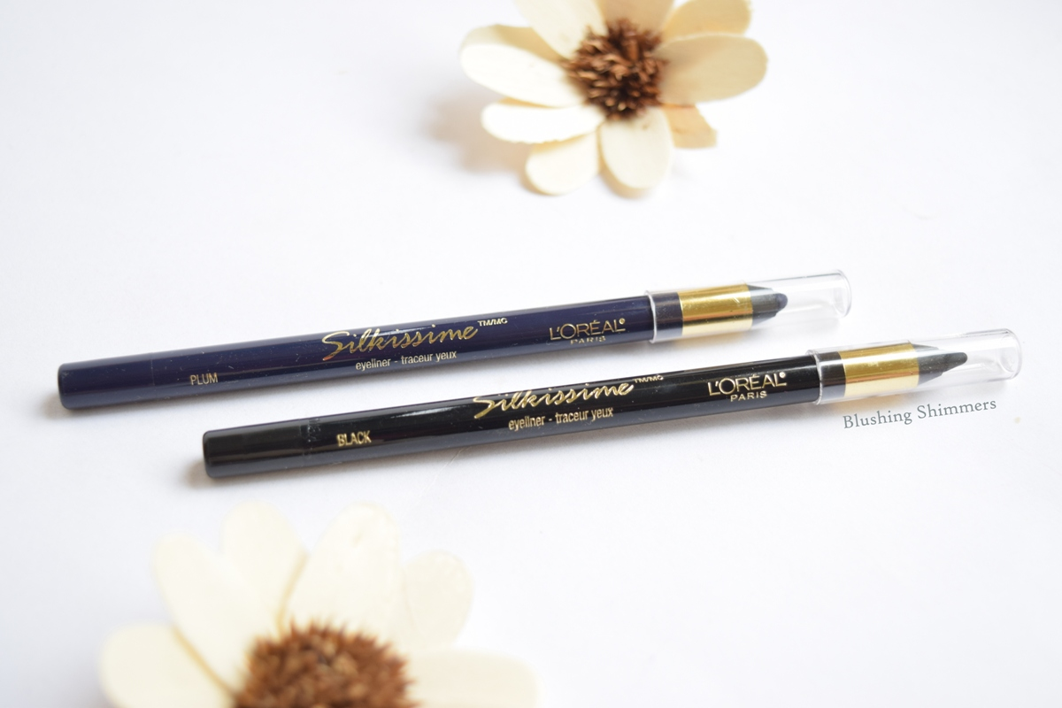 Loreal Infallible Silkissime Eyeliner : Black