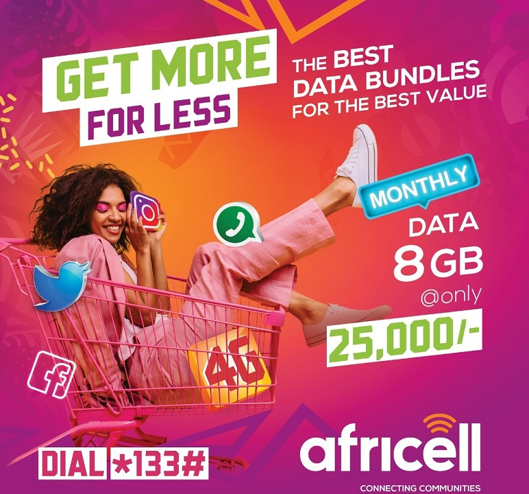 All Africell Sierra Leone Short Codes (USSD Codes)