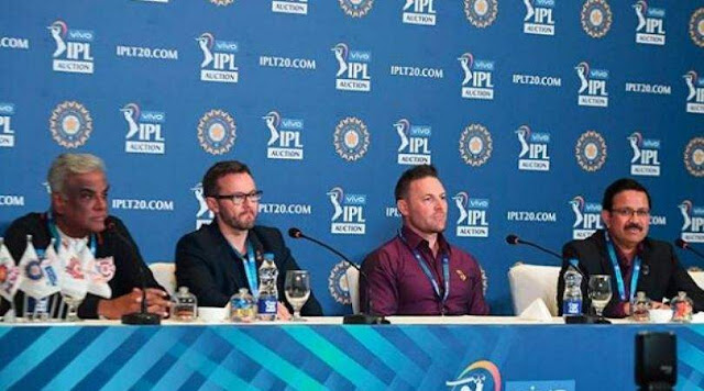 IPL 2020 Time Table Owner of all 8 Teams, Name has Changed