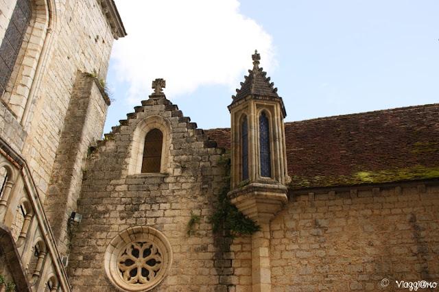 Architettura medievale dei santuari di Rocamadour