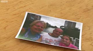Lisa, Paul and Zia fro Garden Rescue Series 5 Episode 2