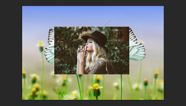 Cara Simpel Membuat Geometric Art Dengan Photoshop