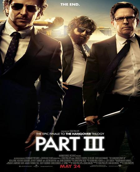 The Hangover Part 3 2013 Dual Audio [Hindi-English] UNRATED 480p BluRay 430MB ESub