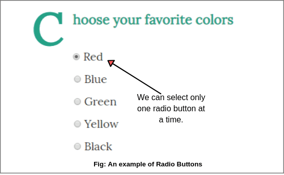 How to Select Radio Button in Selenium WebDriver