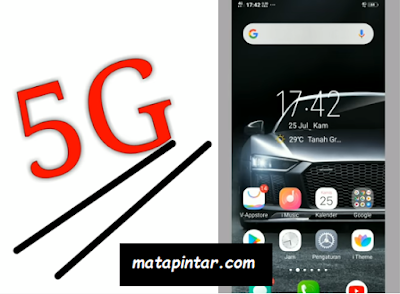 Cara Mudah Ubah Jaringan 3G-4G Menjadi 5G Work 100% Terbaru 2020
