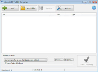 Mgosoft PS To PDF Converter 8.8.2 Full Serial + Portable