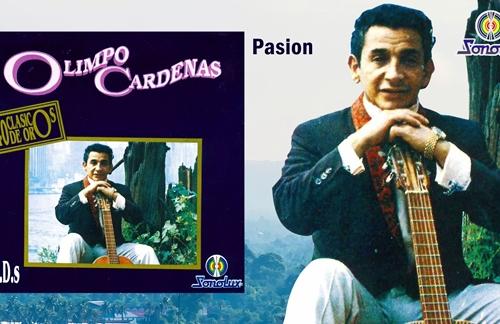 Pasion | Olimpo Cardenas Lyrics