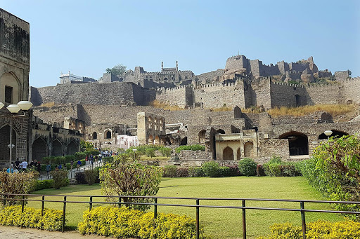 Golconda Fort things to see