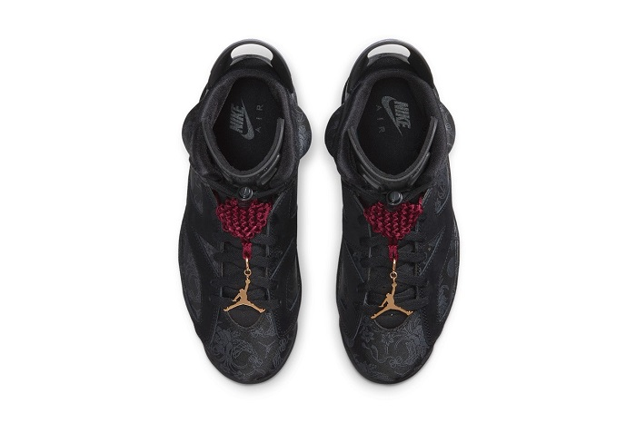 Air Jordan 6 Singles Day Shoes Chinese Knot