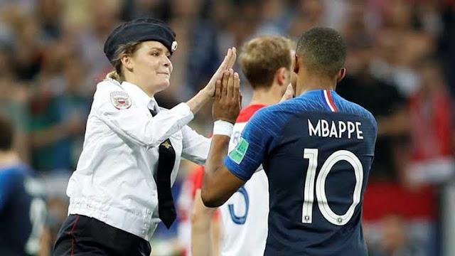 Mbappé Fans Gone Crazy