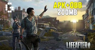 LifeAfter Apk Obb Highly Compressed