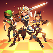 Playstore icon of Board Heroes League