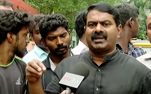 School Shut For Another Two Days Due To Rain In Chennai – Seeman Meets Flood Victims