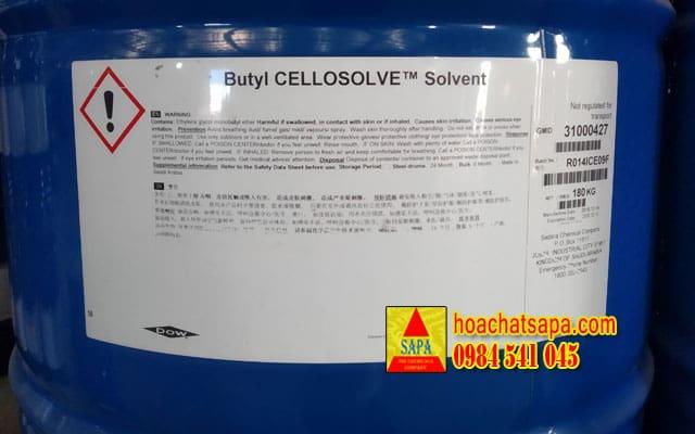 Butyl Cellosolve (BCs)