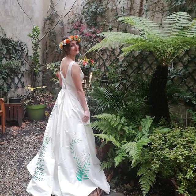 Robe de mariée Fougères