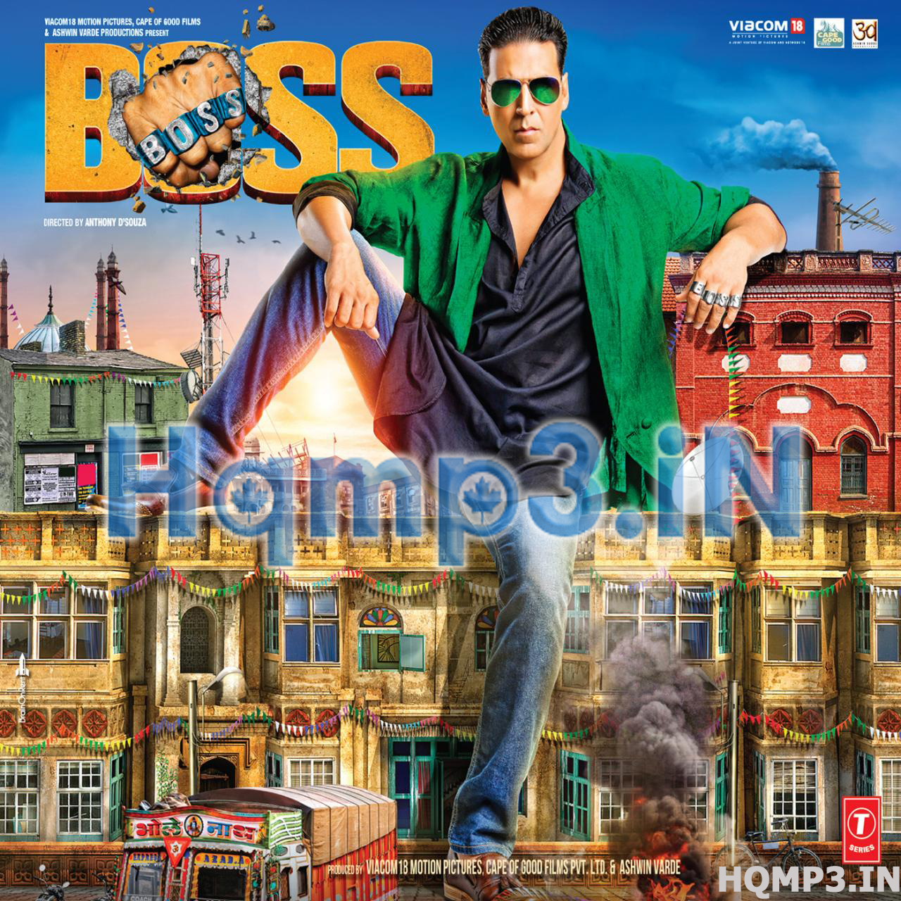 Im Roder Mp3 Song Download: Boss Songs (2013) Hindi Mp3 Songs Free Download