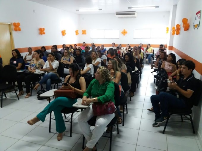 """Projeto """"Quem Ama Abraça"""" é lançado em Caxias-MA"""