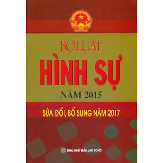 Bộ Luật Hình Sự Năm 2015 Sửa Đổi, Bổ Sung Năm 2017 ebook PDF-EPUB-AWZ3-PRC-MOBI