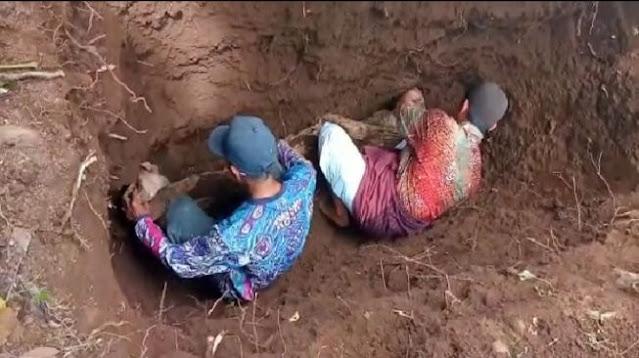 Masya Allah, 30 Tahun Dikubur Jasad Kakek di Banyuwangi Masih Utuh, Ternyata Ini Amalan Semasa Hidupnya