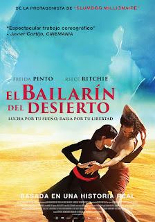 Cartel: El bailarín del desierto (2014)
