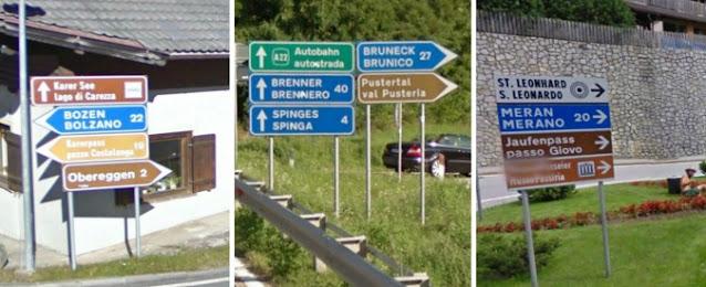 italianizzazione alto adige opzioni