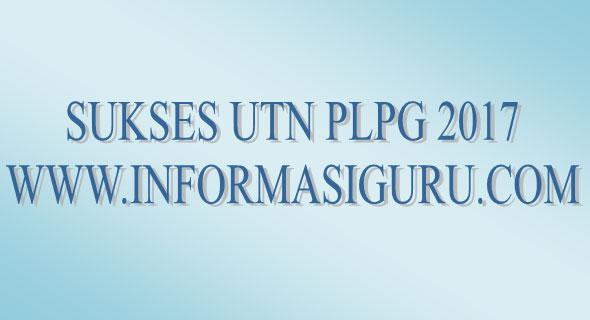Soal Siap UTN PLPG 2017 Bidang Studi Bahasa Inggris SMA